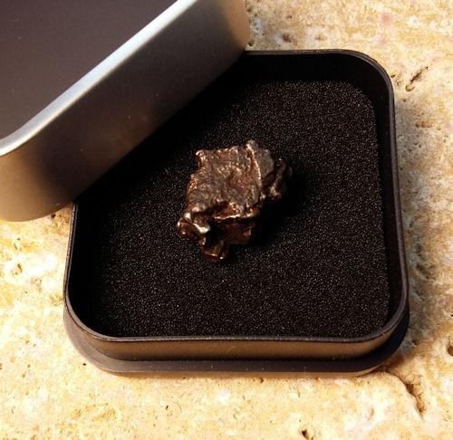 Meteorit UNUK schönes XL Unikat