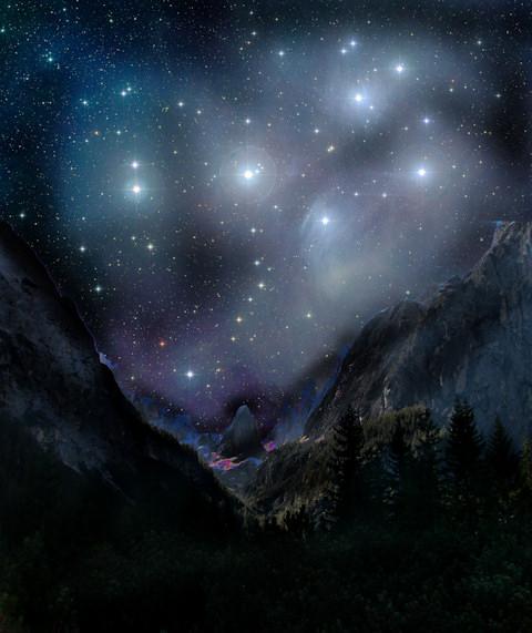 Sternverfolgung nach sternkauf und sternpatenschaft