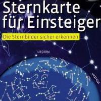 aktueller Sternenhimmel auf der Extrabeilage Sternführung