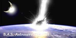 Meteoritenschauer in Russland, Meteoriteneinschlag ural