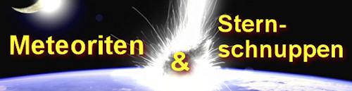 Sternschnuppen und Meteoriten kaufen: Meteoritenshop