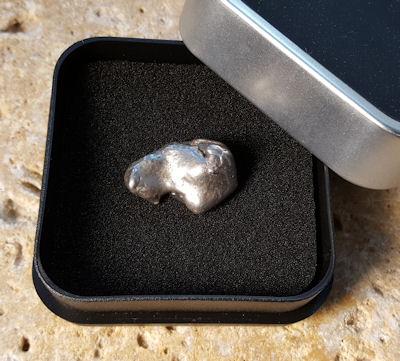 Rigel (Campo del Cielo Meteorit)