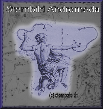 Herbst Sternbild Andromeda