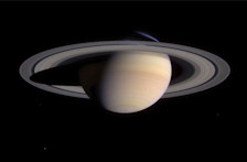 Planet Saturn, Herr der Ringe