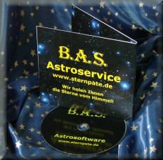 Stellarium zur sternverfolgung. Planetariumssoftware