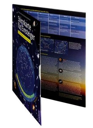 Sternkarte drehbare Sternkarte für  Einsteiger mit Sterntaufe