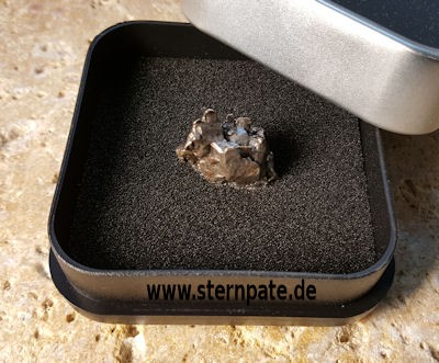 Meteorit Unuk 10,6 Gramm Einzelstück