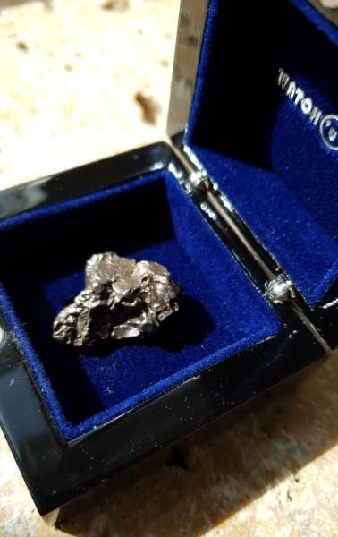 Meteorit Hera 20,35 Gramm Einzelstück