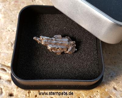 Meteorit Cassiopeia 10,2 Gramm Einzelstück